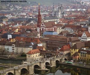 Puzzle de Wurzburgo, Alemania