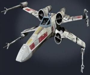 Puzzle de X-Wing Alliance