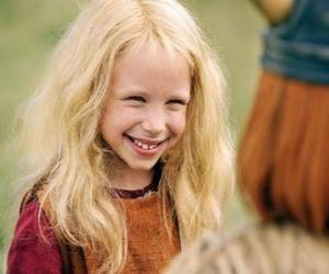 Puzzle de Ylvi, la mejor amiga de Vicky el Vikingo