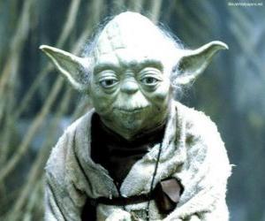 Puzzle de Yoda fue miembro del Alto Consejo Jedi antes y durante la guerra de los Clones.