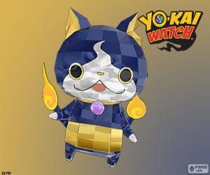 Puzzle de Zafinyan, Yo-Kai Watch