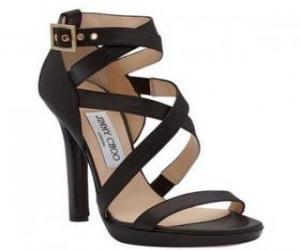 Puzzle de Zapato de mujer, sandalia de tacón alto