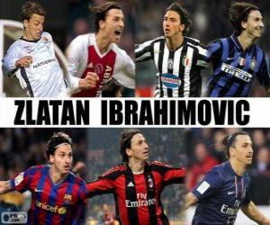Puzzle de Zlatan Ibrahimović
