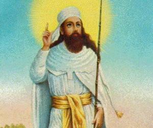 Puzzle de Zoroastro o Zaratustra, profeta fundador del Mazdeísmo o Zoroastrismo