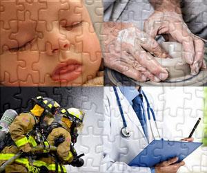 Puzzles de Personas y Oficios