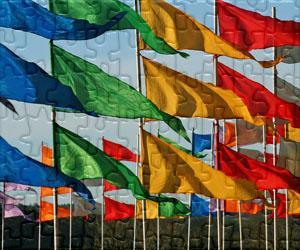 Puzzles de Banderas, Escudos y Logos