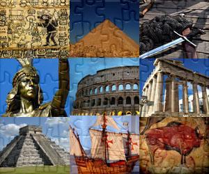 Puzzles de Historia
