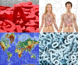 Puzzles de Educativo