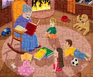 Puzzles de Cuentos infantiles
