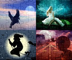Puzzles de Fantasía