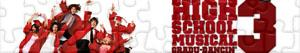 Puzzles de High School Musical 3: Fin de Curso