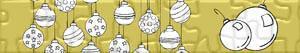 Puzzles de Bolas de Navidad