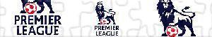 Puzzles de Banderas y Escudos de Liga Inglesa de Fútbol - Premier League