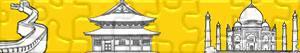 Puzzles de Monumentos y otros lugares de interés en Asia