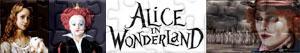 Puzzles de Alicia en el país de las maravillas - Tim Burton
