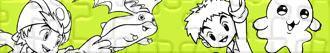 Puzzles de Digimon