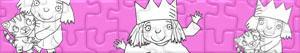Puzzles de Pequeña Princesa