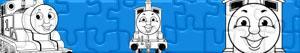 Puzzles de Thomas y sus amigos