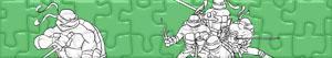 Puzzles de Tortugas Ninja