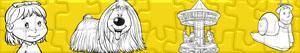 Puzzles de El Tiovivo Mágico - Dougal