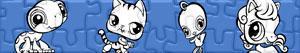 Puzzles de Littlest PetShop