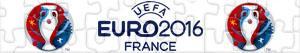 Puzzles de UEFA EURO 2016 Francia