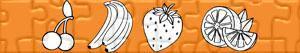 Puzzles de Frutas