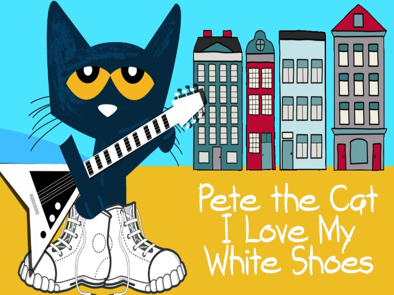 Pete the cat puzzle