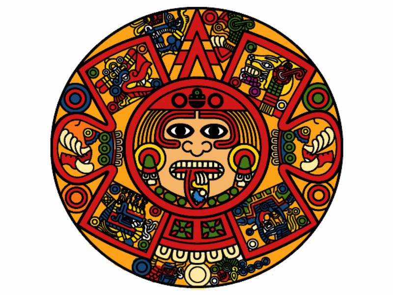 этнические рисунки индейцев протяжённость
