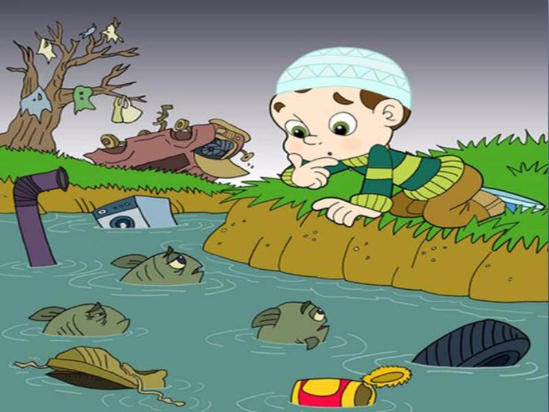 Puzzle De Contaminacion Ambiental Rompecabezas De