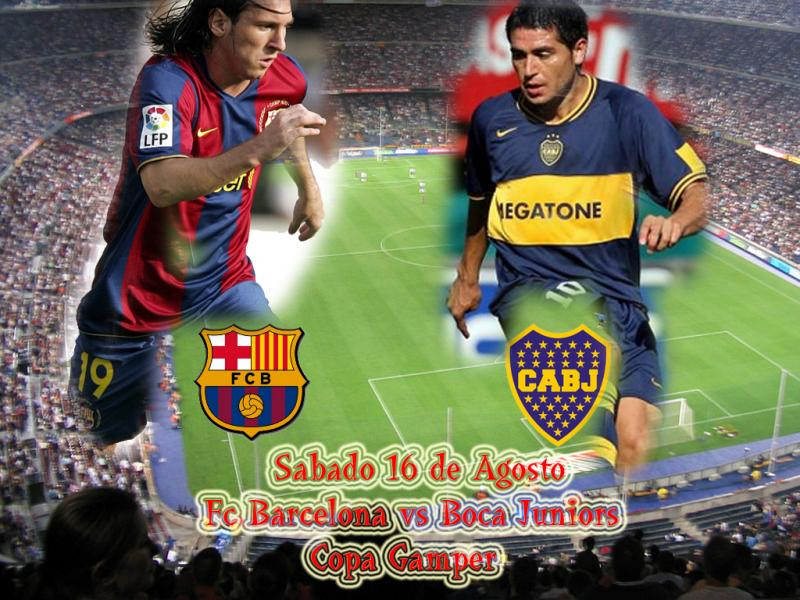 barcelona vs boca juniors - photo #14