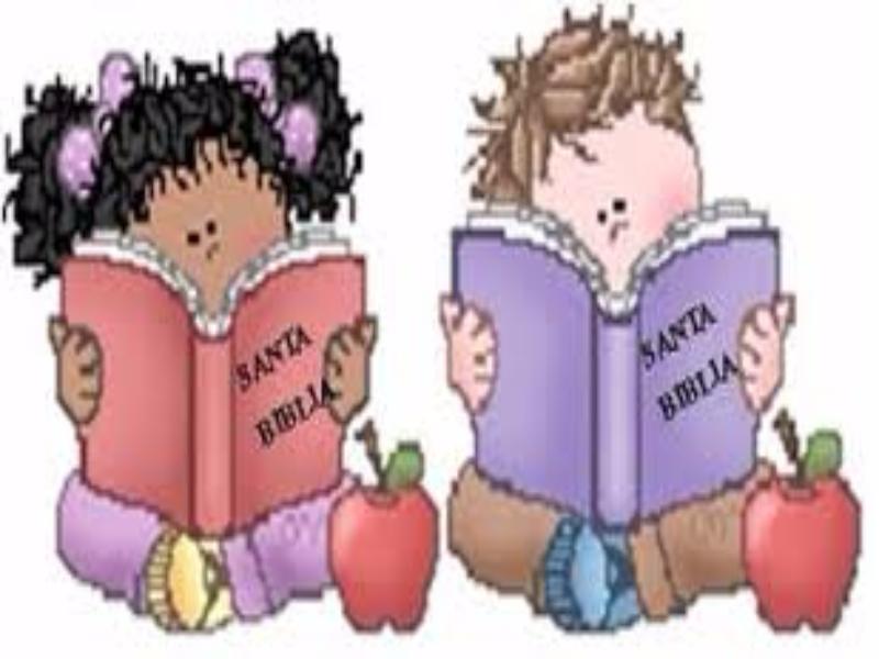 Niño Leyendo La Biblia Para Colorear: Puzzle De NIÑOS LEYENDO LA BIBLIA , Rompecabezas De