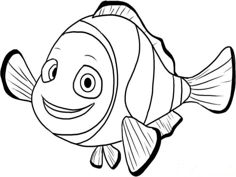 поводу картинки мультяшных рыбок распечатать образ говорит принятии