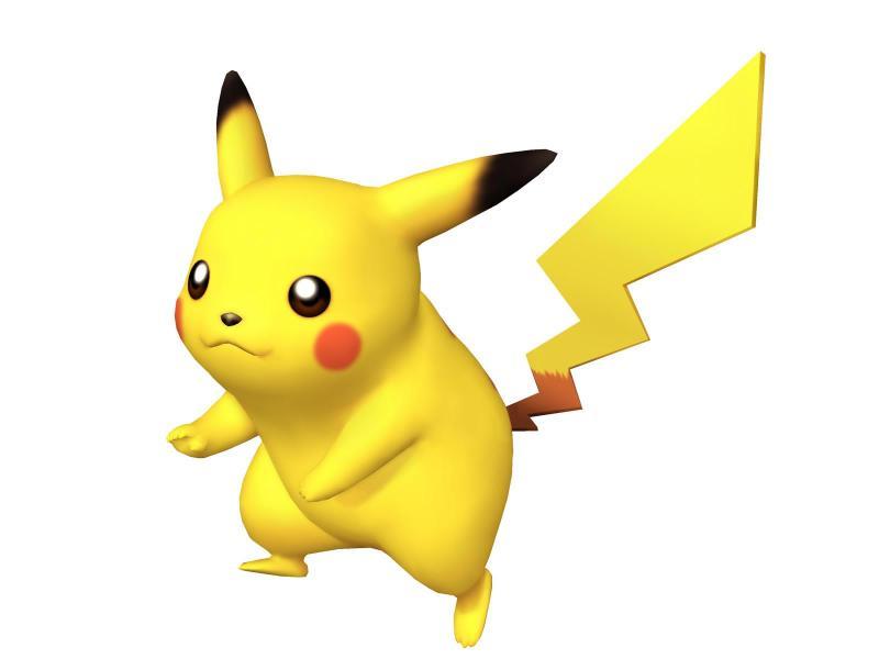 Puzzle De Pokemon Picachu Rompecabezas De